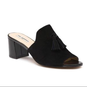 Karl lagerfeld holly suede shoes